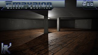 """Check out my Patreon page if you would like to support my channel: http://www.patreon.com/SKSSleepless Knights Studios group on Steam: http://steamcommunity.com/groups/SKStudiosEpisode Description:In this episode, I continued my building trend by trying to modify my shack t have a second floor. This worked out well for the most part as it is functional for what I wanted, however, it also brought some more frustration as I'm having an awful time getting the function and the form to meet in the middle.Series Description:Welcome to a new season of Empyrion: Galactic Survival. For those of you that don't remember, I tried this game out for a few episodes when it first came out but I decided not to keep it going. Now there have been a TON of new changes including some graphical improvements as well as new block types, enemies, etc.For those of you knew to Empyrion: Galactic Survival, it's essentially a Space Engineers like game where you can take some basic block shapes & types and build complex space ships, stations, hover craft, etc. and explore the universe available to you. The biggest difference (to me anyway) is that Empyrion focuses far more on the """"survival"""" aspect of food, oxygen, farms, defenses from enemy drones and wildlife, etc.NOTE: This game is in Early Access on Steam, it is NOT FINISHED, the devs are frequently adding elements & making changes. Please keep this in mind as there may be bugs or odd behaviors but this is NOT the finished product! You can find the game on Steam here: http://store.steampowered.com/app/383120/Disclaimer:Empyrion: Galactic Survival is property of Eleon Game Studios"""