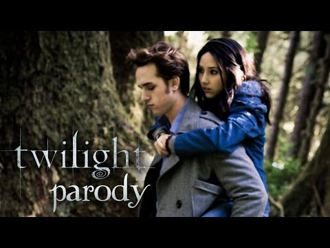 "'Twilight' Parody – By ""The Hillywood Show"""