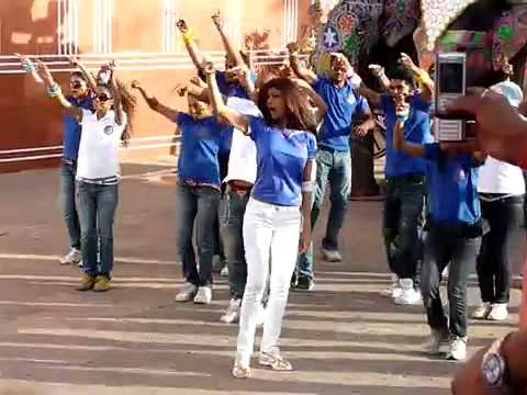Shilpa Shetty And The Rajasthan Royals - Video71.Com