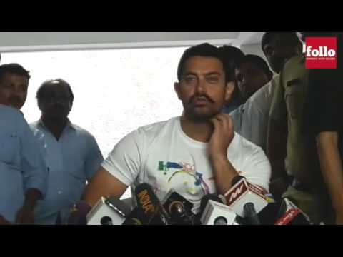I Was Born on Holi Day: Aamir Khan | Follo.in