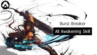 Video [Kritika] Burst Breaker : All Awakening Skill (LV.10) Red & Blue MP3, 3GP, MP4, WEBM, AVI, FLV November 2018
