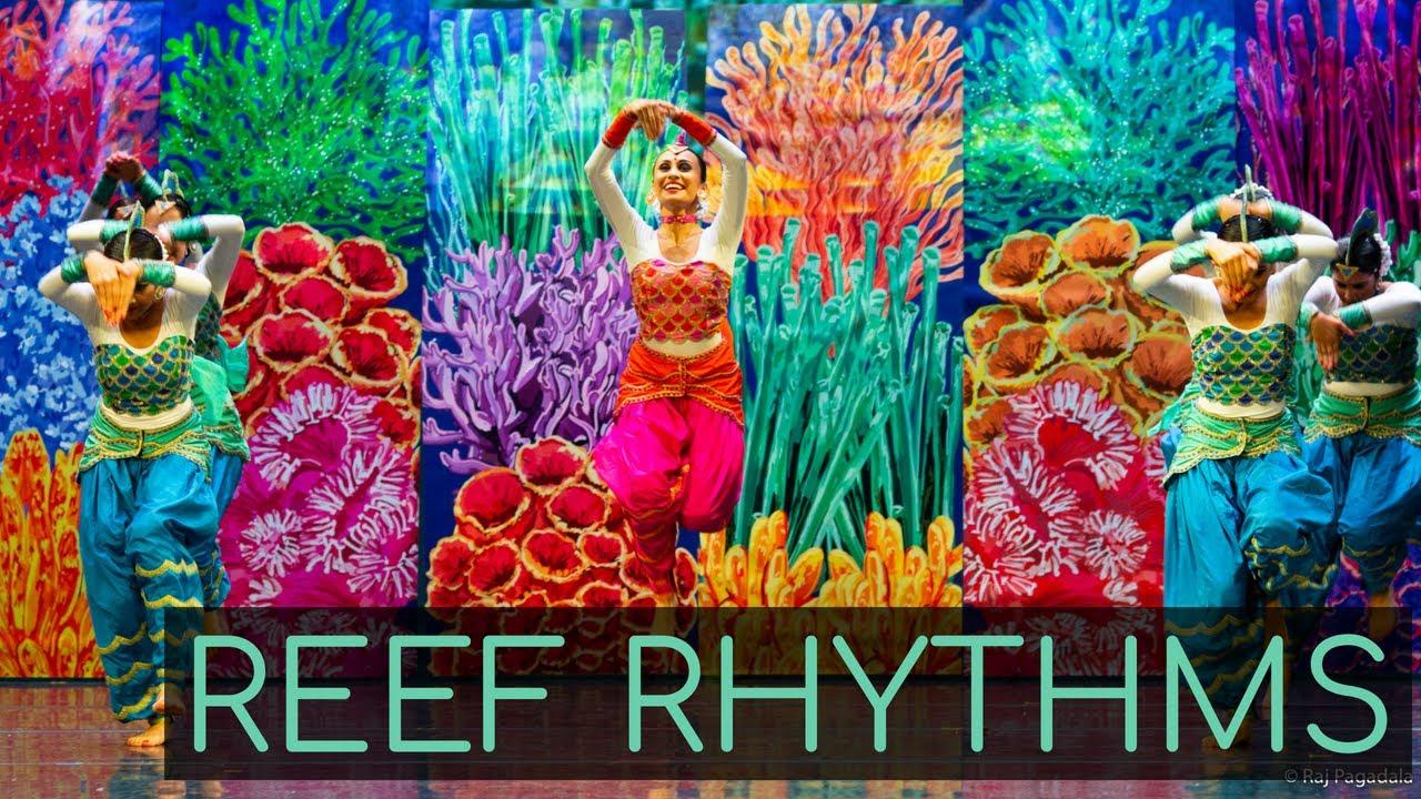 Reef Rhythms – Underwater Bharatanatyam | Kruti Dance Academy