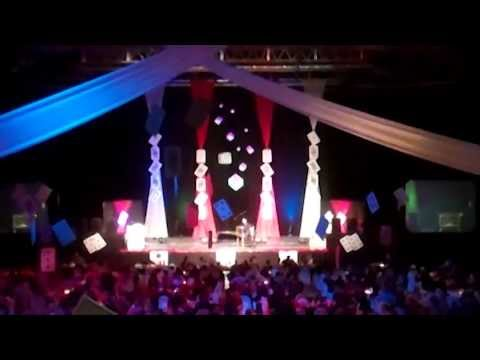 Corporate Entertainment - Comedian & Magician Sam Pearce