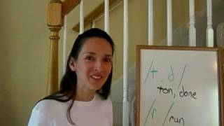 R Consonant Sound, English Pronunciation Lesson 5b (second part)