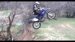 9. Yamaha TTR230 and WR250F