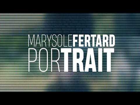 POR/TRAIT - MARYSOLE FERTARD (видео)