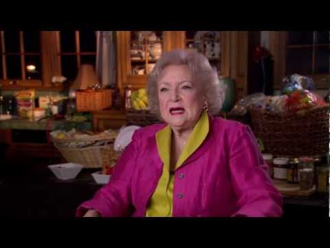 Betty White 90th Birthday Tribute - Interview with Betty