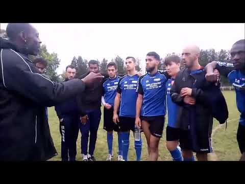 Seniors A Asptt contre Lamorlaye (tir aux buts)