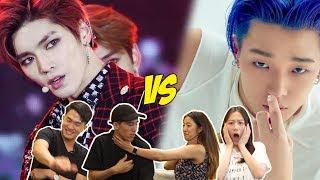 Video Choosing Between iKON and NCT U | Kool Oppas & Unnies MP3, 3GP, MP4, WEBM, AVI, FLV Januari 2019