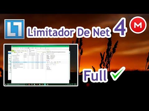 Controlar Velocidad De Internet En Cualquier Programa + Facil + Net Limiter Full