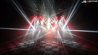 JB-Lighting Showroom Lightshow 2016