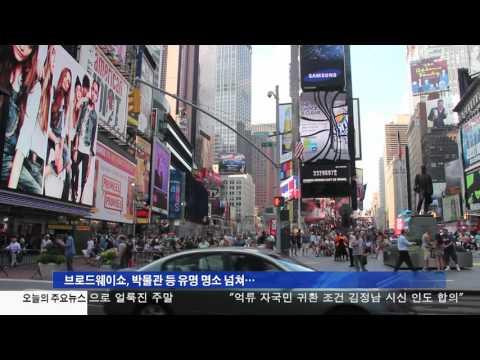뉴욕시 '가장 인기있는 도시' 선정 3.27.17 KBS America News