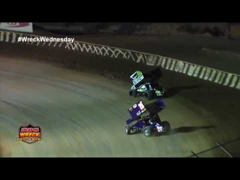 Bacon Breaks over the wall at Cocopah - WW #42