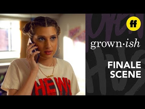 grown-ish Season 2 Finale | Nomi Gets Some Bad News | Freeform