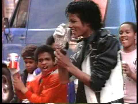 1984 Pepsi Commercial (with Michael Jackson)
