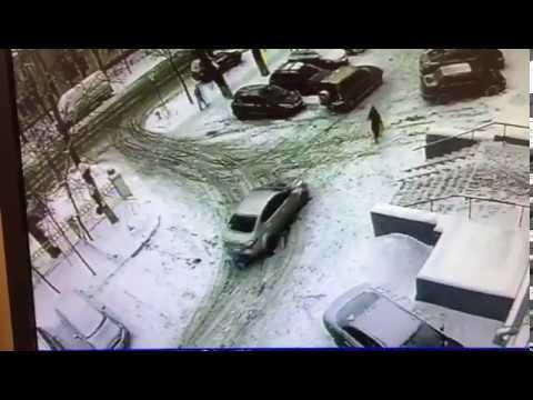 Смотреть аварию в Воскресенске