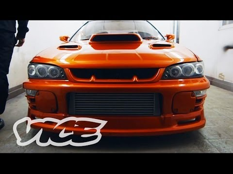 0 Friday Matinee: VICE Goes Inside the British Street Racing Scene [Video]