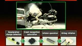 9. Safety: Honda Goldwing Airbag System part 3
