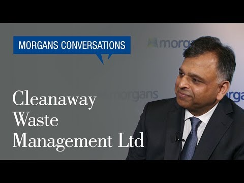 Leadership quotes - Morgans Conversations: Vik Bansal, Chief Executive Officer for Cleanaway Waste Management