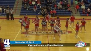 Caston Boys Basketball vs. Knox