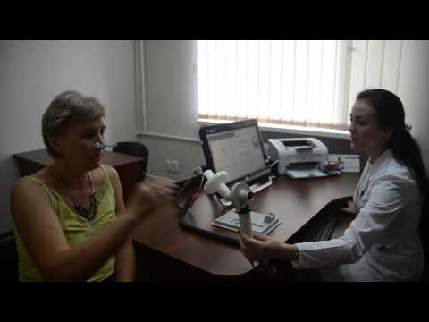 Спирография в Запорожской областной клинической больнице