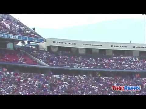 Buffalo Bills Fan Falls From Top Row Of Stands
