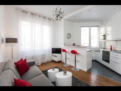 (Ref: 08024) 1-Bedroom furnished apartment on rue d'Artois (Paris 8th)