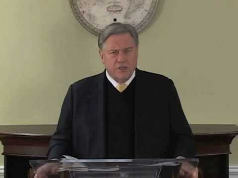 Dr Nathaniel J Wilson – Clear and Up Close on Holiness – Part 5 – Friday