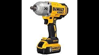 Chave de Impacto DeWALT DCF899 20v Max Xr Brushless