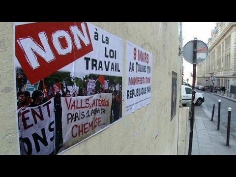Γαλλία: Παραλύει για 24 ώρες δημόσιος και ιδιωτικός τομέας