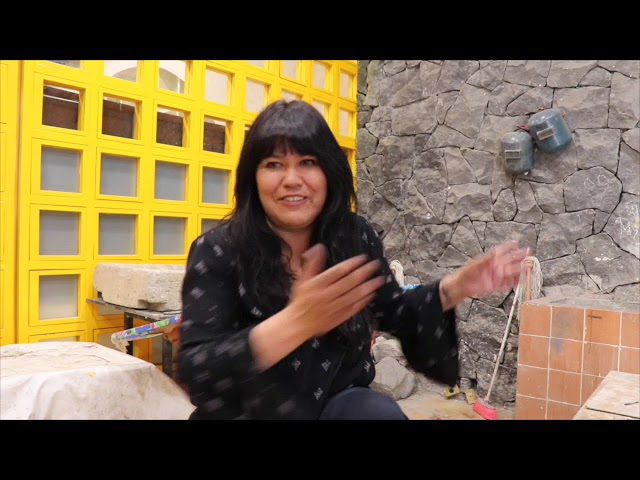 Entrevista a Norma Barragán