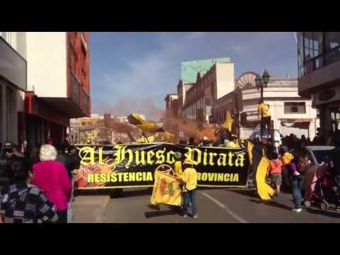 Al Hueso Pirata - Que vuelvan los Lienzos y bombos - Al Hueso Pirata - Coquimbo Unido