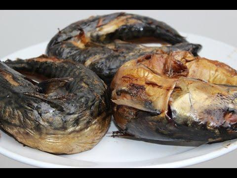 Smoked Mackerel | Nigerian Food | African Food