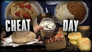 10. 5000+ CALORIE CHEAT DAY | FS90 | DAY 5