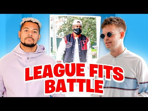 2HYPE House NBA League Fits Challenge