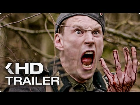 DIE VERDAMMTEN: Soldiers Of The Damned Trailer German Deutsch (2017)