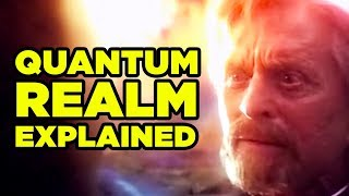 Video Ant-Man & Wasp QUANTUM REALM Explained! (Avengers 4 Theory!) MP3, 3GP, MP4, WEBM, AVI, FLV Desember 2018
