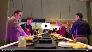 Einmaliges Catering-Konzept auf der Horecava   Pre-Motion