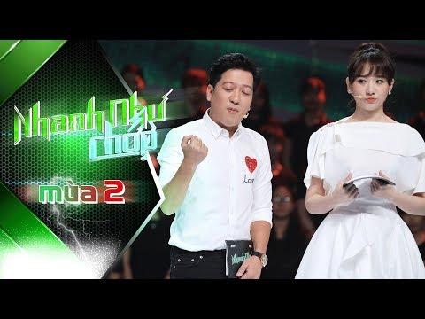 Trường Giang Đỏ Mặt Khi Khaly-Trương Quỳnh Anh Hỏi Về Baby | Nhanh Như Chớp Mùa 2 | Tập 03 Full HD - Thời lượng: 13 phút.