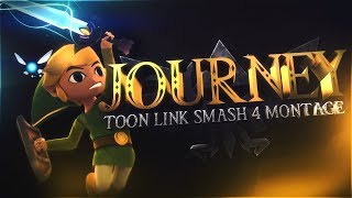 "PG DMG Zan's Final Toon Link Montage – ""JOURNEY"""
