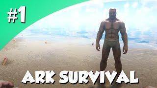 ARK Survival Evolved #1 - Een Nieuwe Serie! (Nederlands)