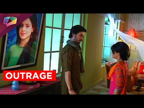 Bihaan's emotional out-pour in front of Thapki