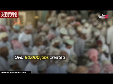 Over 80,000 jobs created