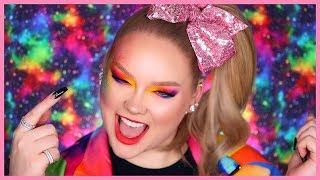 JOJO SIWA Halloween Makeup Transformation!   NikkieTutorials by Nikkie Tutorials