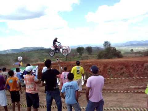 Motocros em Luiz Gomes RN