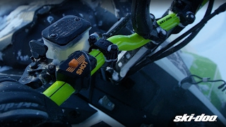 10. The E-TEC SHOT Starting System for Ski-Doo snowmobiles