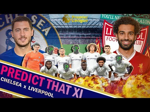 Chelsea Vs Liverpool Predicted Line Up || Chelsea Vs Liverpool || 3-5-2 To DOMINATE Liverpool!