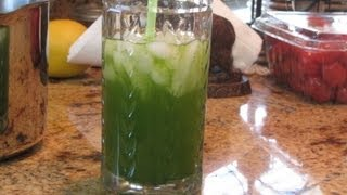 Kidney Cleanse Drink - YouTube