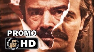 NARCOS Season 3 Official Promo Trailer (HD) Netflix Cocaine Drama SeriesSUBSCRIBE for more TV Trailers HERE: https://goo.gl/TL21HZNow that the bloody hunt for Pablo Escobar has ended, the DEA turns its attention to the richest drug trafficking organization in the world: the Cali Cartel. Led by four powerful godfathers, this cartel operates much differently than Escobar's, preferring to bribe government officials and keep its violent actions out of the headlines. Check out our most popular TV PLAYLISTS:LATEST TV SHOW TRAILERS: https://goo.gl/rvKCPbSUPERHERO/COMIC BOOK TV TRAILERS: https://goo.gl/r8eLH6NETFLIX TV TRAILERS: https://goo.gl/dbO463HBO TV TRAILERS: https://goo.gl/pkgTQ1JoBlo TV trailers covers all the latest TV show trailers, previews, clips, promos and featurettes.Check out our other channels:MOVIE TRAILERS: https://goo.gl/kRzqBUMOVIE HOTTIES: https://goo.gl/f6temDVIDEOGAME TRAILERS: https://goo.gl/LcbkaTMOVIE CLIPS: https://goo.gl/74w5hdJOBLO VIDEOS: https://goo.gl/n8dLt5