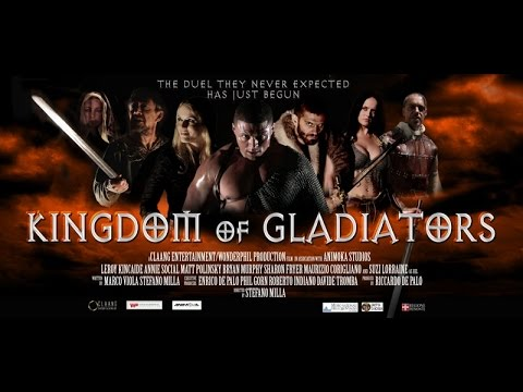 Kingdom of Gladiators Full Hindi Dubbed Movie | Superhit Action Movie | Hollywood Movie in Hindi